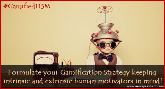 Gamified ITSM Prashant Arora Blog ITIL
