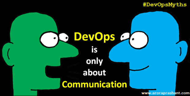 Prashant Arora's Blog DevOps Myths 7